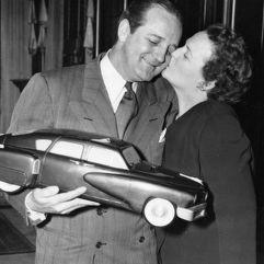 Tucker and Wife Vera